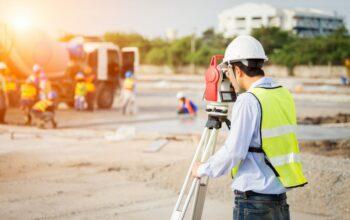 Terrain et construction : Voici pourquoi le géomètre expert est une qualité précieuse